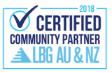 LBG AU & NZ Certified Community Partner